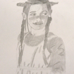 drawing annewithane art germany snow snowing aesthetic realistic realisticdrawing pencil hb 2b b ican freetoedit