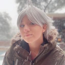 snow haikyuu haikyuucosplay sugawara sugawarakoshi cosplay cosplayer