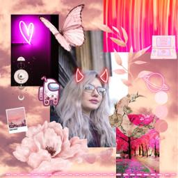 pink aesthetic pinkaesthetic randomaesthetic freetoedit