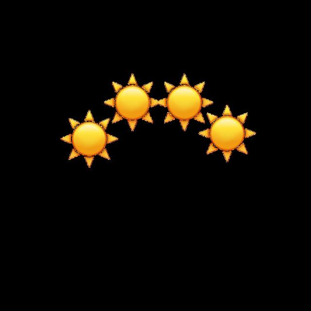#sol #sun #summer #summercrown #suncrown #solcrown #crown #yellow #amarelo #remix #freetoedit #emojicrown #emoji #emojiiphone #emojisticker #sticker