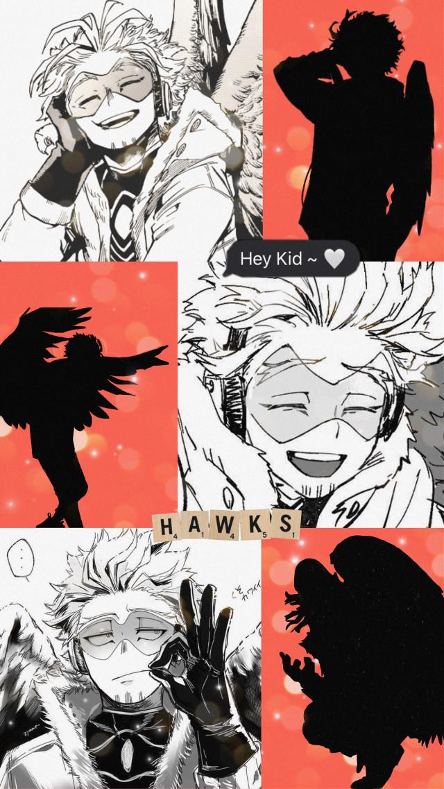 #art #japan #mha #bnha #hawks #keigotakami #wallpaper #anime #fgedits #takami #keigo
