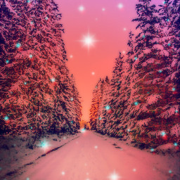 replay madewithpicsart background wallpaper snow winter freetoedit