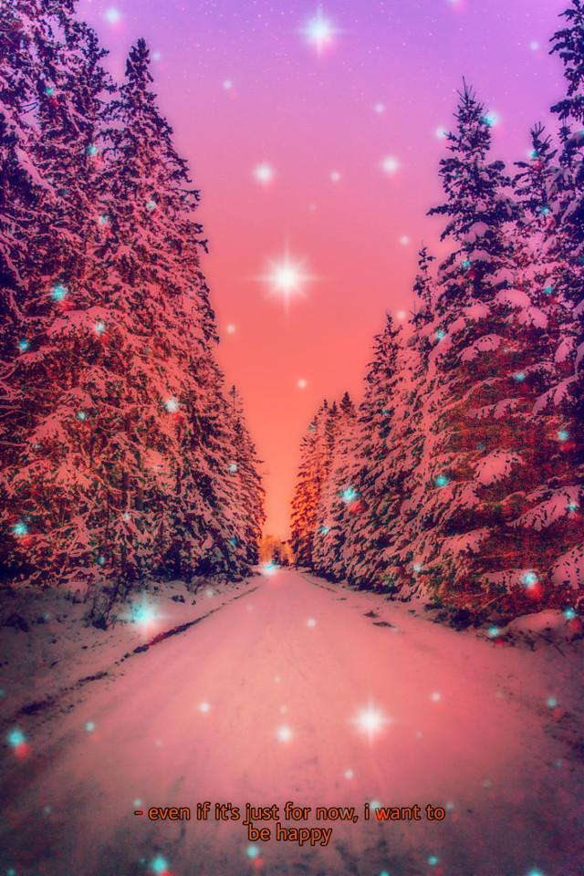 #replay #madewithpicsart #background #wallpaper #snow #winter