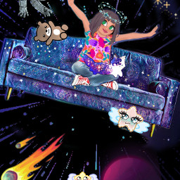 couch dreamer couchofdreams space outerspace outerspacecouch sofaspace spacesofa solarsofa freerode freedom freetoedit