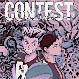 contest anime haikyuu demonslayer mha assassinationclassroom aot kakeguri naruto deathnote