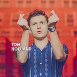 tomholland edits