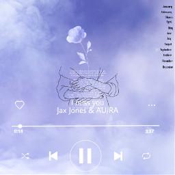 xlalex song music sad relationship missyou freetoedit