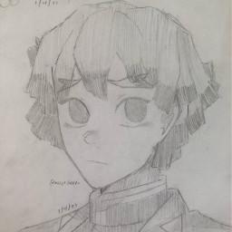 zenitsuagatsuma demonslayer animeart drawing art anime