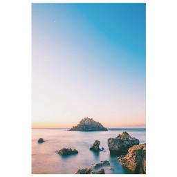 freetoedit sea ocean beach sky