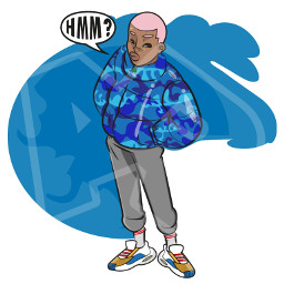 blackman illustration digitalart digitalartist graphics graphicdesign sketch cartoon ink doodle anime digitaldraw blackboy kawaii characterillustration blanime characterartist blackcharacter blackfemaleartist blackcreatives blackanime avengerosco ocdrawing