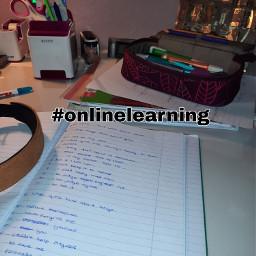 corona online school