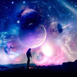planets surrealart myriam70