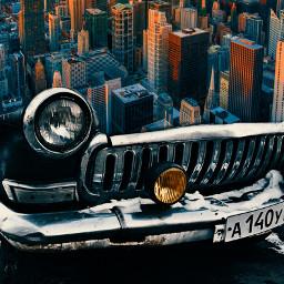 freetoedit car mustang city dtsdk