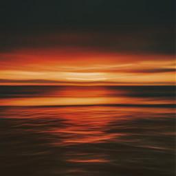 twilight nature endoftheday deepredsunset magichour freetoedit