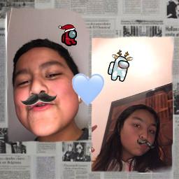 mustache freetoedit