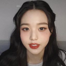아이즈원공식브이라이브직캡 아이즈원 원영 장원영 에딧 jangwonyoung wonyoung izone edit