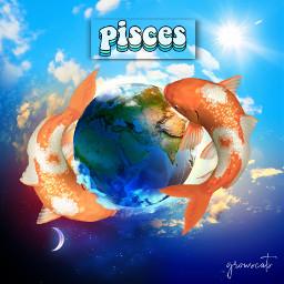 freetoedit zodiac pisces world myedit echoroscopes horoscopes