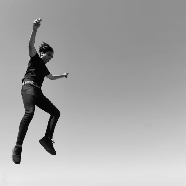 #bw #bnw #blackandwhite #bwphotography #bnwphotography #photography #jump #jumping #jumpingman #photobyme #photographie