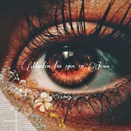 jesús aesthetic eye español freetoedit