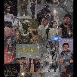 starwars leia hansolo anikan obiwankenobi lightsaber yoda master luke skywalker freetoedit