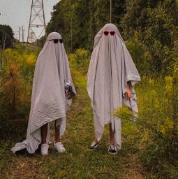 ghostpics ghostphotoshoot fall tiktok tiktoktrend aesthetic