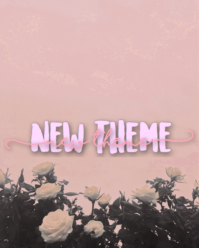 #NEWTHEME   yes so i have a new theme and im so exicted and i will start being more online