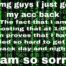 hacked sorry freetoedit