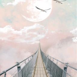 freetoedit picsart drawing background sky remix remixit