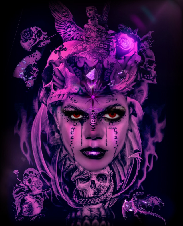 #gothicart #portrait