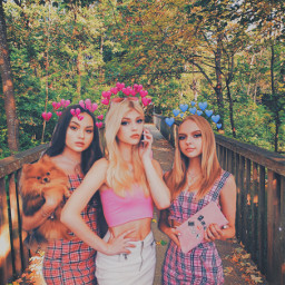 the girls freetoedit