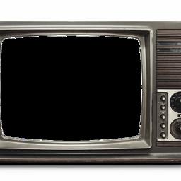 oldtv old television telephone tvshow retro vintage template png omgpage blank free remix kpop overlay yooniess_ freetoedit