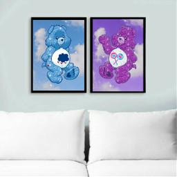 voteme carebare aesthetic edit cloud purple blue freetoedit ircgallerywall gallerywall