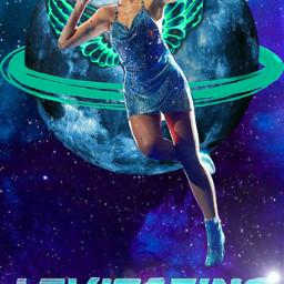 dualipa levitating angel freetoedit