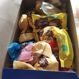 candy chocolate rico