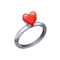ring anel emoji emojisticker heart coracao wedding photography music freetoedit