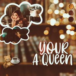 ari brown queen freetoedit
