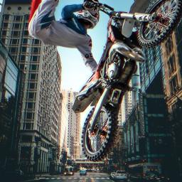 freetoedit remix challenge mrlb2000 cool motorcycle awesome madewithpicsart ecgiantpeople giantpeople