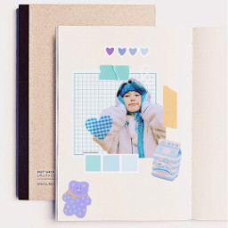 colourful99_ jimin bts army journal