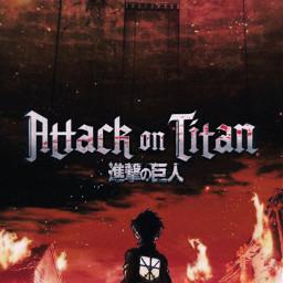 interesting art aot attackontitan attackontitanedit wallpaper anime animewallpaper freetoedit