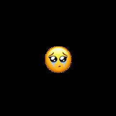emoji iphone cute sweet lashes eye smile sad cry baby heart iphoneemoji iphonesticker freetoedit