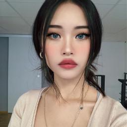 makeup beauty edit picsartgirl art freetoedit