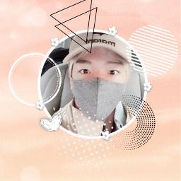 baekhyun kpopwallpaper freetoedit