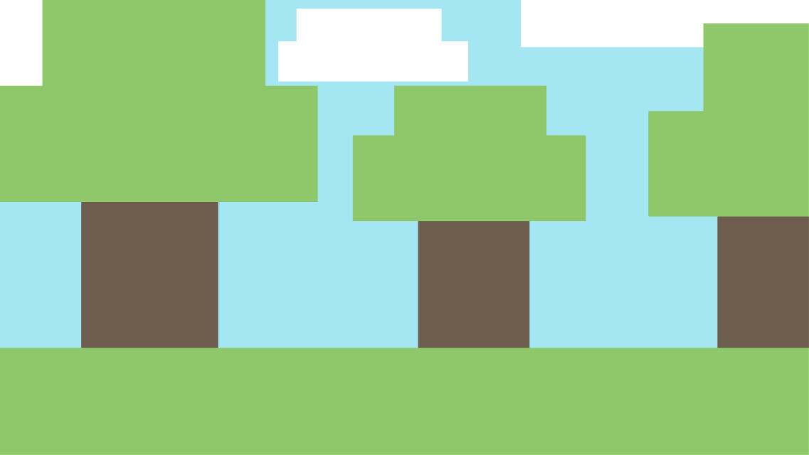 #objectshowfan2003sanimations #background #minecraft #greeb #lightblue #brown #white #greengrass #greentrees #trees #grass #sky #bluesky #cloud #whitecloud #whiteclouds #whitecloudsandbluesky #greentree