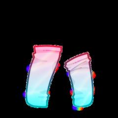 gacha socks gachalife gachaclub gachaclothes freetoedit