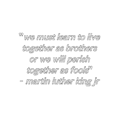 quote quotes mlk martinlutherkingjr martinlutherkingjrday martinlutherkingquote blm alm blacklivesmatter alllivesmatter justice equality freedom us usa america interesting people equal fools brothers sisters freetoedit