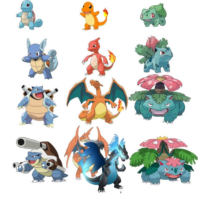 Pokemon evolitions v1 #pokemon