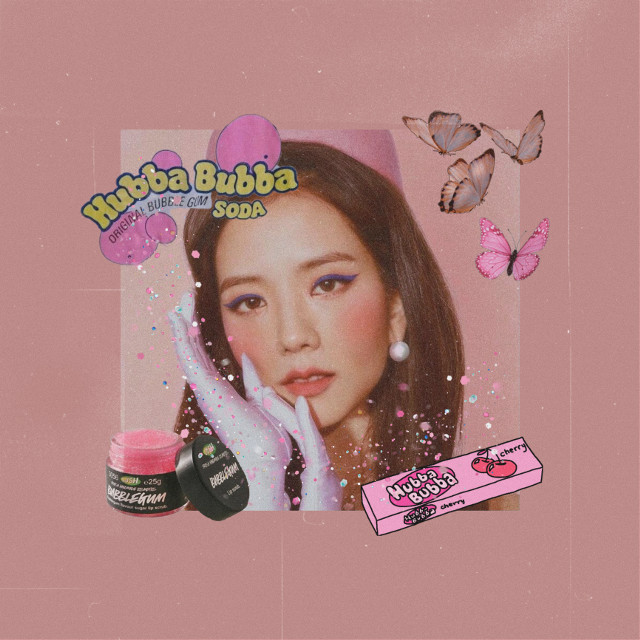 STOP THIS JISOO EDIT IS SO GOOD  #blackpink #jisoo #kimjisoo #kpop #aesthetic #bubblegum #pink #tumblr #pinkaesthetic