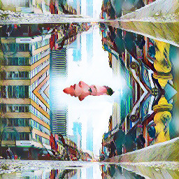freetoedit reflectionsinwater reflection pukalani maui cityscape perspectives