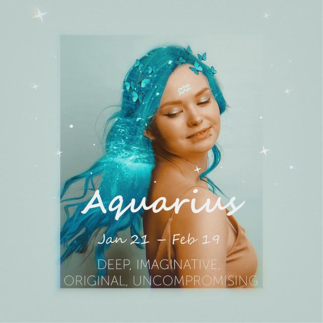 #freetoedit #aquarius #horoscopes #horoscope #zodiac #zodiacsign #aquariousgang