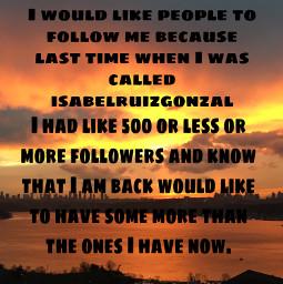 follow4follow followback followers freetoedit